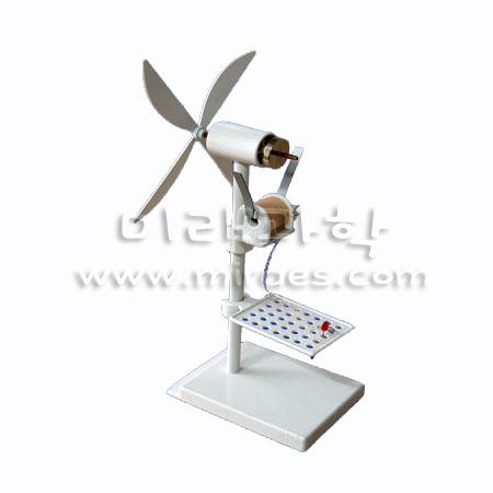 바람으로회전하는풍력발전기-2개이상 주문가능 -