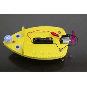 쥐돌이불빛로봇(진동)-교육용 과학 로봇만들기 로봇키트