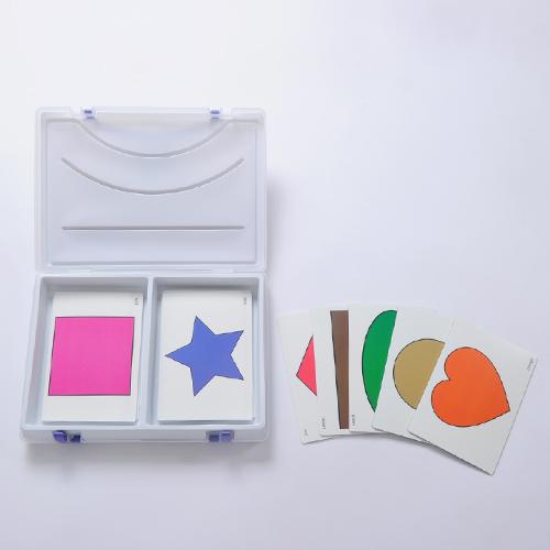 영어BOX-Color&Shapes(색깔과 모양) -