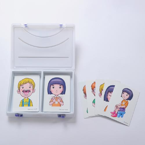 영어BOX-Motion Card(동작카드) -