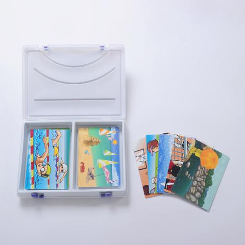 영어 BOX-Weather&Sports(날씨와스포츠) -