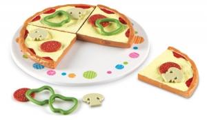 러닝리소스[EDU1472] 브라이트 바이츠) 피자 믹스앤매치 Bright Bites™ Mix & Match Pizza