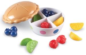 러닝리소스[EDU1473] 브라이트 바이츠) 색깔 과일 파이 수세기Bright Bites™ Color Fun Fruit Pie