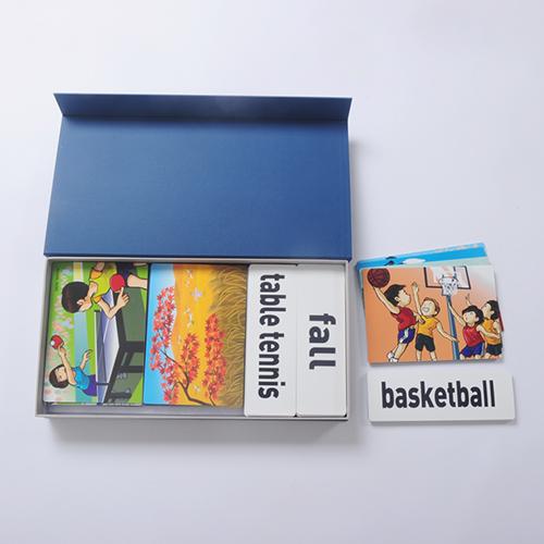 명품영어시리즈-Weather&Sports(날씨와 스포츠) -