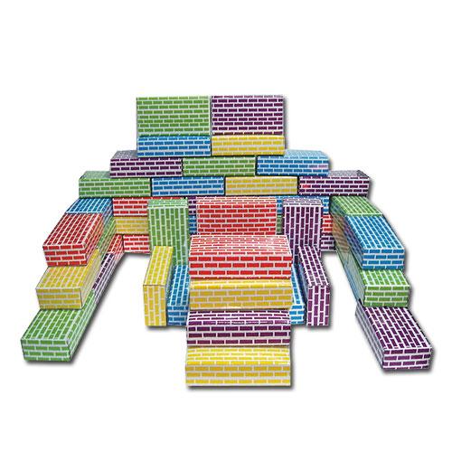 종이벽돌 블록 대형 20장/소프트블럭
