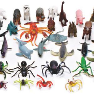 소프트 안전 동물+곤충 (소) 40종