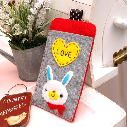 래빗토리 교통카드지갑 만들기 (2개 세트) - 유치원 어린이집 교수자료