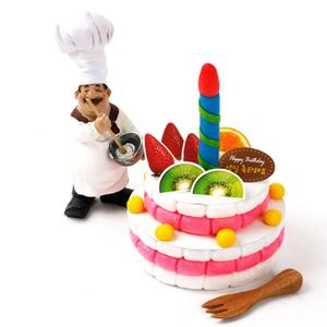 플레이콘 케익만들기 (5개이상 주문가능)