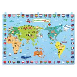 벽걸이교구-세계 여러나라(누리과정)