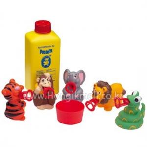 [hsi3440] 동물 푸시 비누방울(동물원 비누방울)