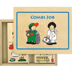 [htl8014] 직업과 직업용품 퍼즐 맞추기