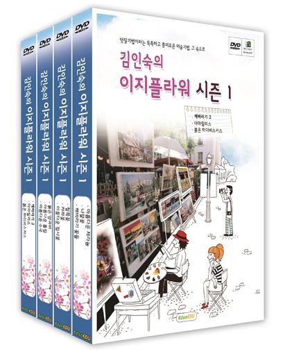 [DVD]김인숙의이지플라워