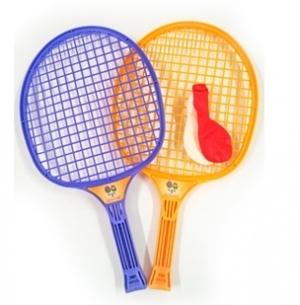 미몽이(라켓2개+풍선)풍선치기-2개이상주문가능 - 유치원 어린이집 학교체육 교구