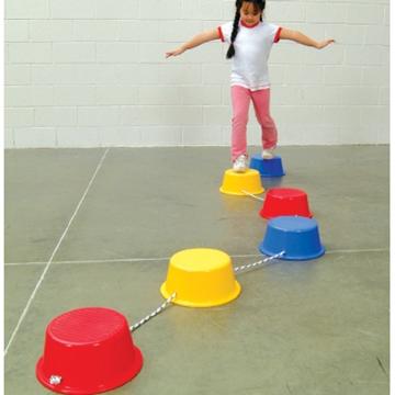 스텝핑버켓 - 유치원 어린이집 학교체육 교구