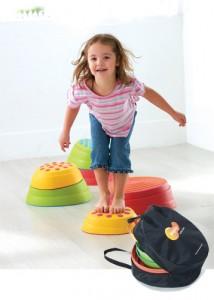레인보우리버스톤 - 유치원 어린이집 학교체육 교구