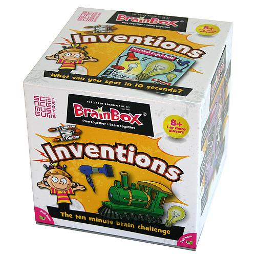 브레인박스 - 발명품