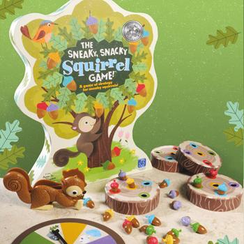 러닝리소스LER3405 도토리 모으기 게임 The Sneaky Snacky Squirrel Game™