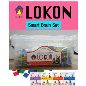 로콘블럭-790Pcs Smart Brain Set